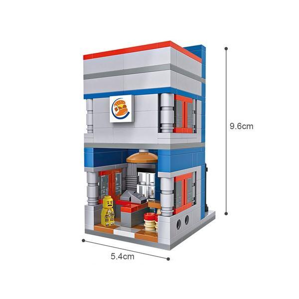 LOZ 1602 Burger King