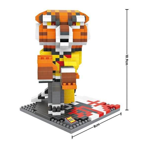 LOZ 9713 Kung Fu Panda Tigress