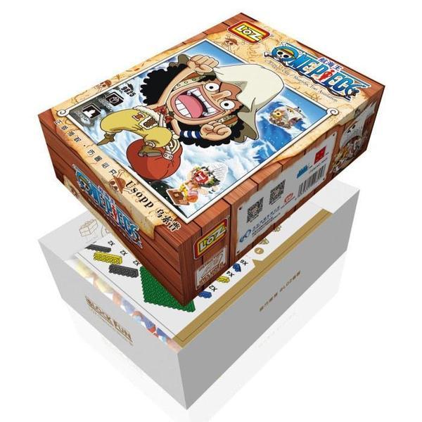 LOZ 9825 One Piece Usopp