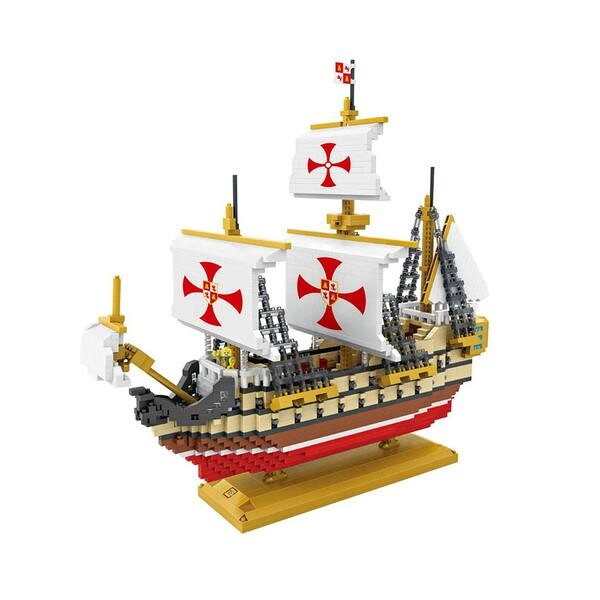 LOZ Ships Santa Maria