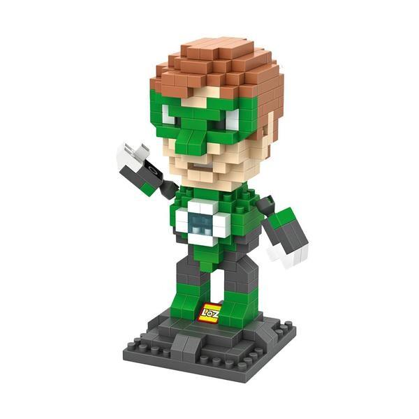 LOZ 9454 Superhero Green Lantern