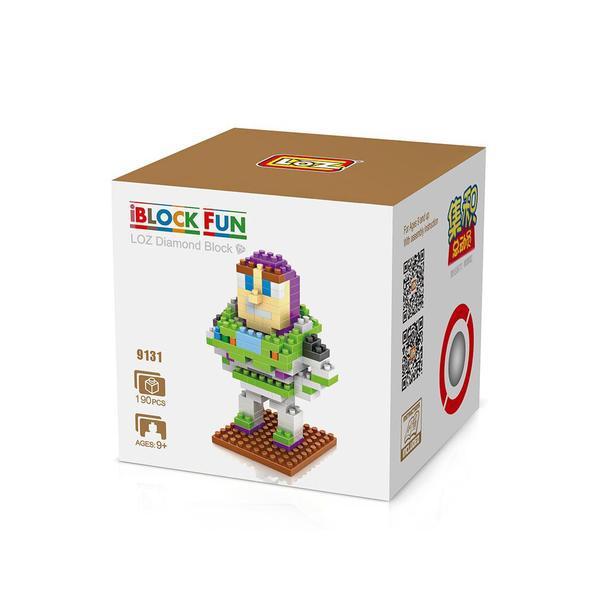LOZ 9131 Toy Story Buzz Lightyear