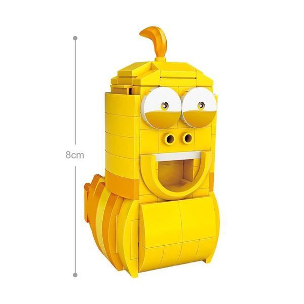 LOZ Yellow Worm