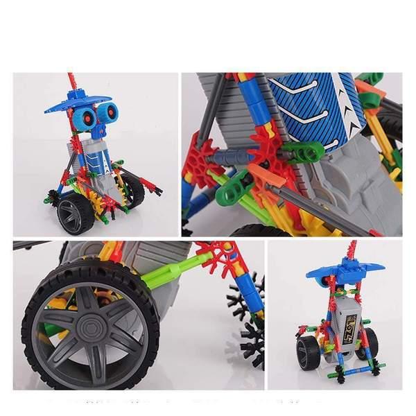 LOZ 3020 Robotic Bat King