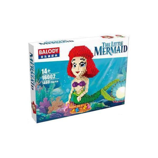 Balody Ariel Mermaid