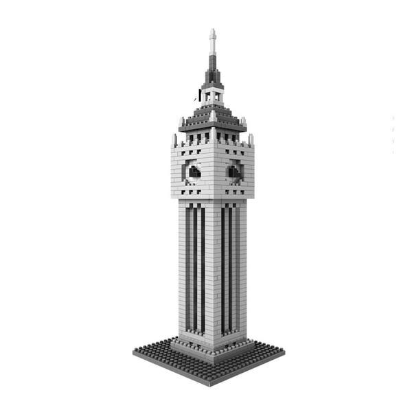 LOZ 9369 The Clock Tower