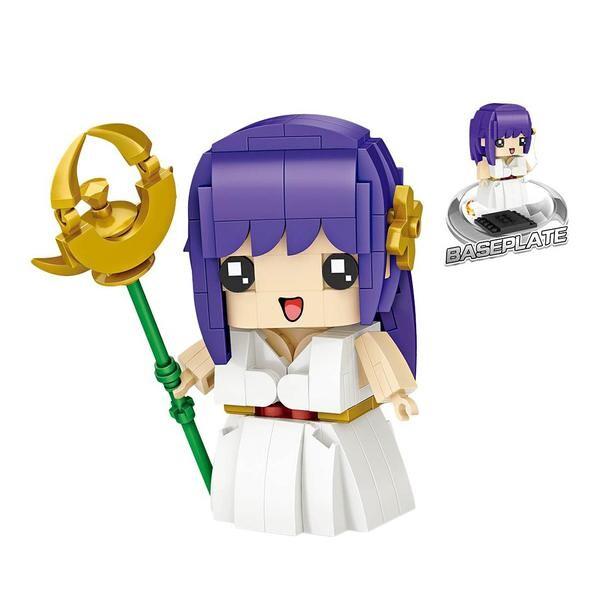 LOZ Brickheadz Goddess Athena