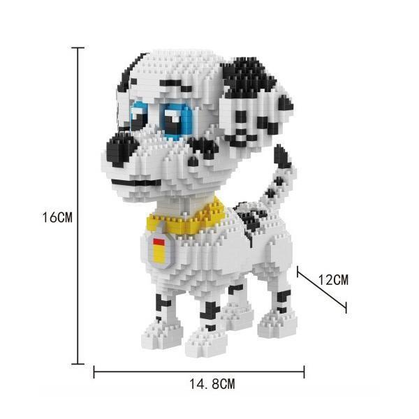 Balody 16015 Dalmatian Dog