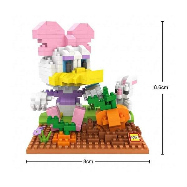 LOZ 9636 Daisy Duck Gardener