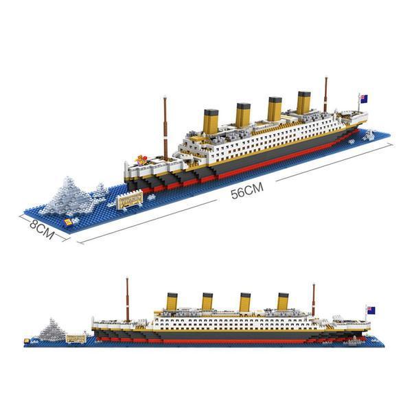 LOZ 9389 Ships Titanic