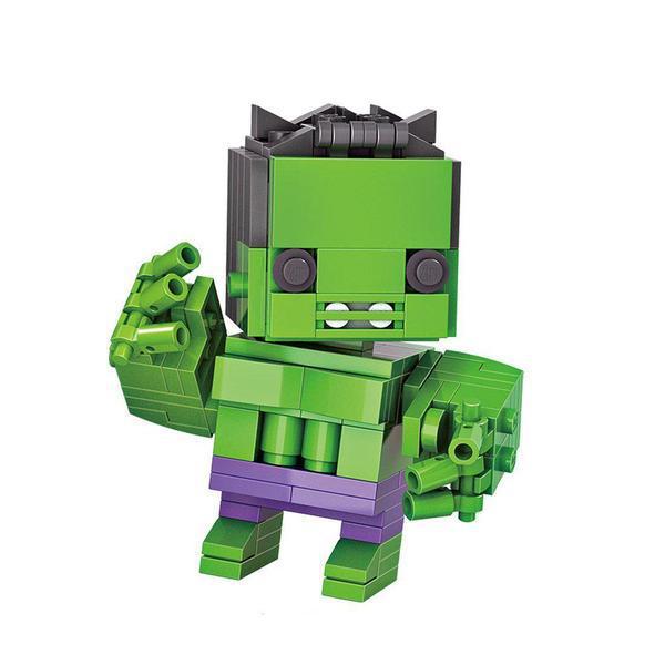 LOZ Brickheadz The Hulk