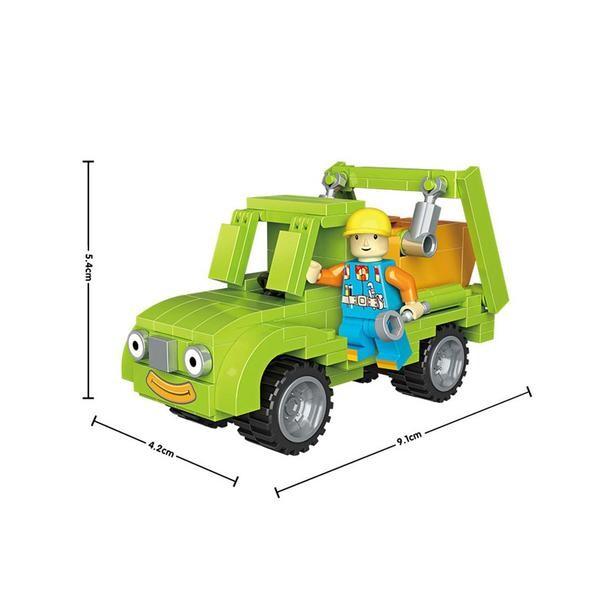 LOZ 1513 Bob The Builder Tumbler And Packer