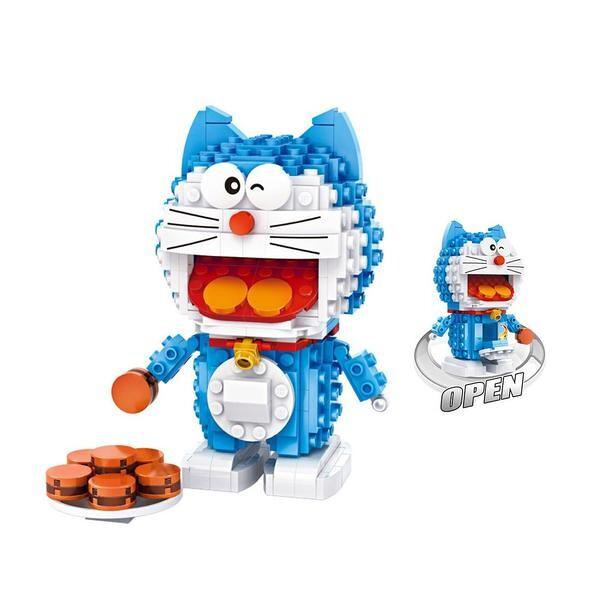 LOZ 1710 Mini Doraemon with Cookies
