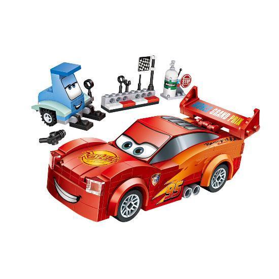 LOZ Disney's Cars Bundle