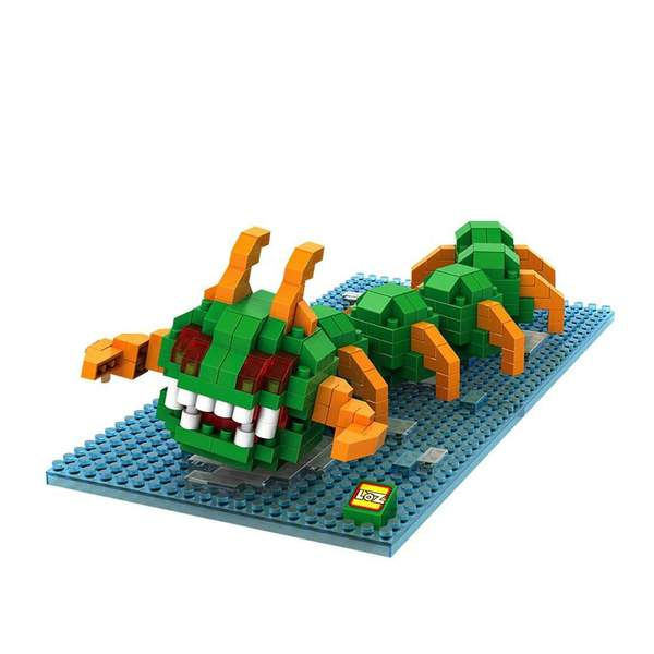 LOZ 9620 Pixels Centipede