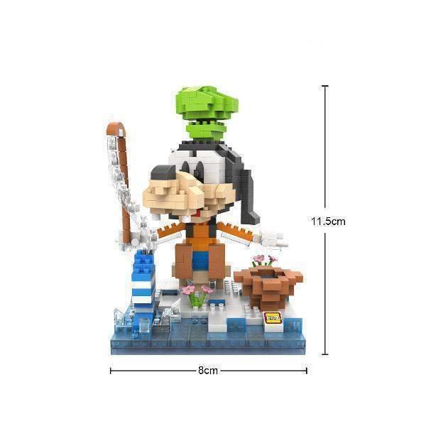 LOZ 9639 Goofy Fishing
