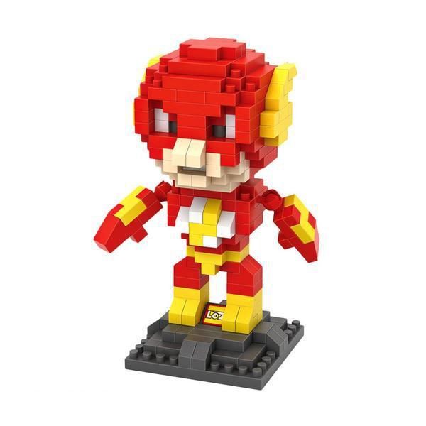 LOZ 9453 Superhero The Flash