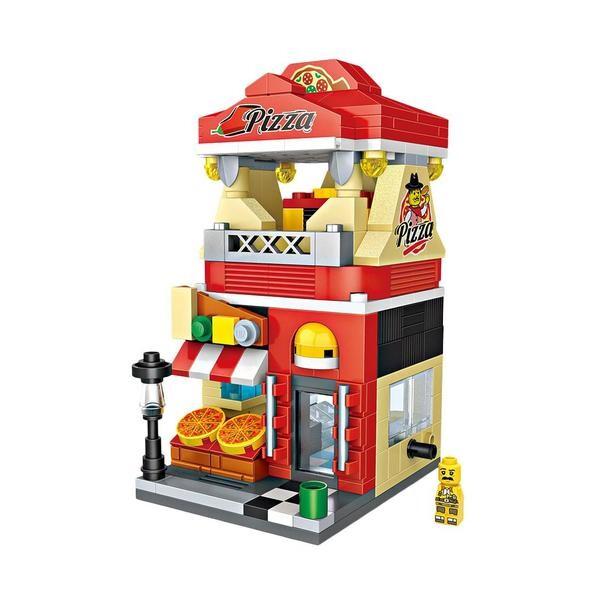 LOZ Mini Street Pizzeria