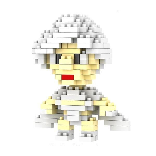 LOZ 9133 White Superhero