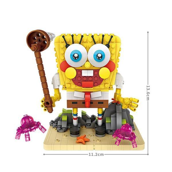 LOZ 1101 Spongebob Jellyfishing