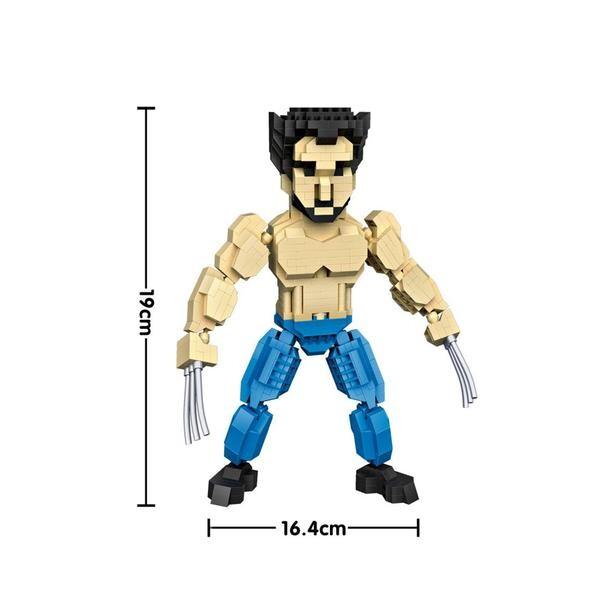 LOZ 9753 XL Wolverine