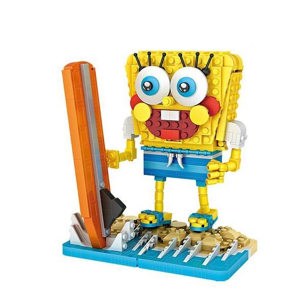 LOZ Spongebob Surfboard
