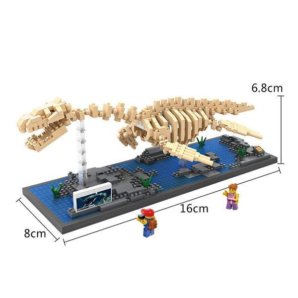 LOZ 9027 Dinosaur Plesiosaurus