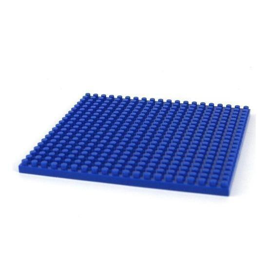 LOZ Baseplate Blue