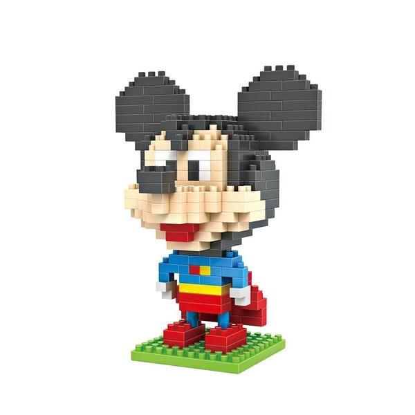 LOZ 9419 Mickey Mouse Superman