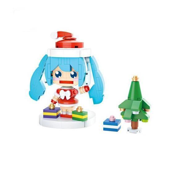 LOZ 1418 Christmas Hatsune Miku