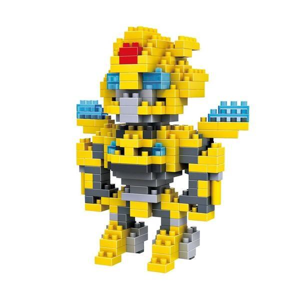 LOZ 9401 Transformers Bumblebee