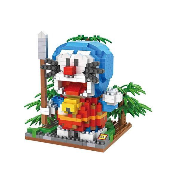 LOZ 9734 Doraemon in Jungle