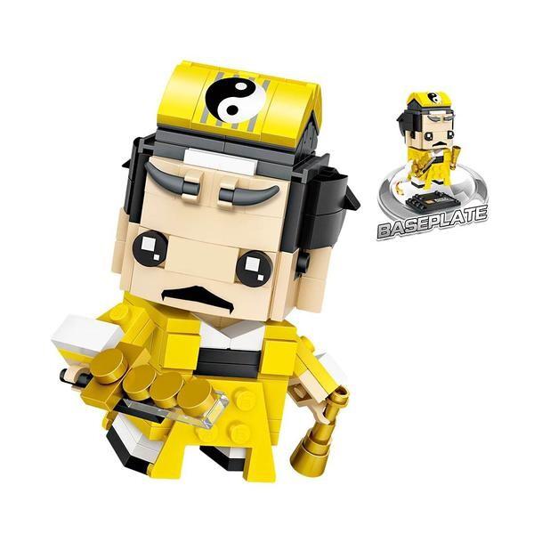 LOZ Brickheadz Taoist Priest