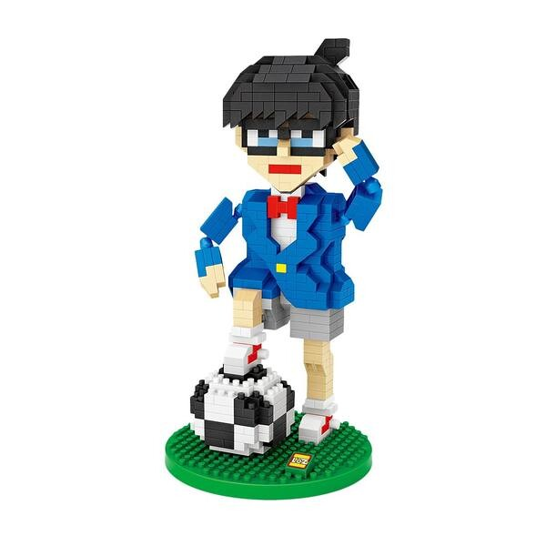 LOZ 9797 Detective Conan with Soccer