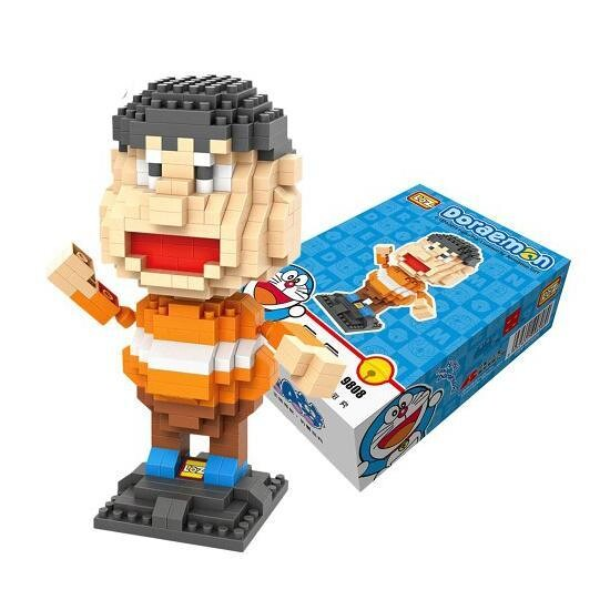 LOZ 9808 Doraemon Goda Takeshi