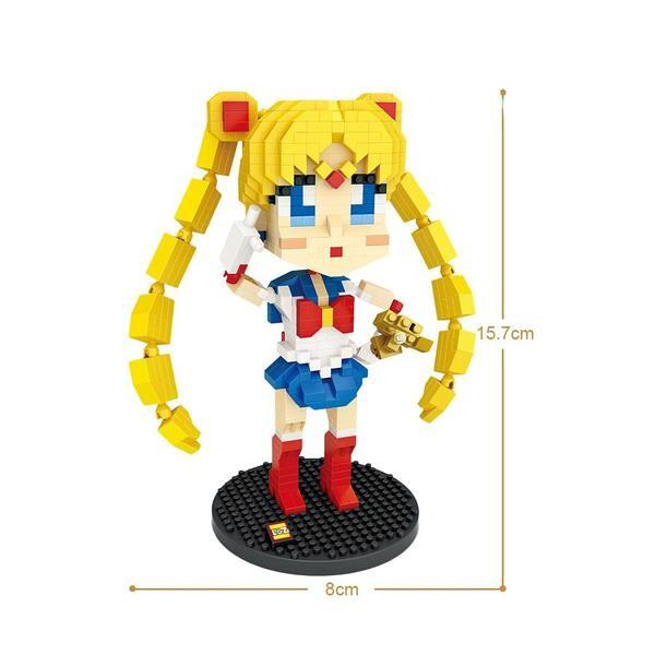 LOZ Sailor Moon - Moon