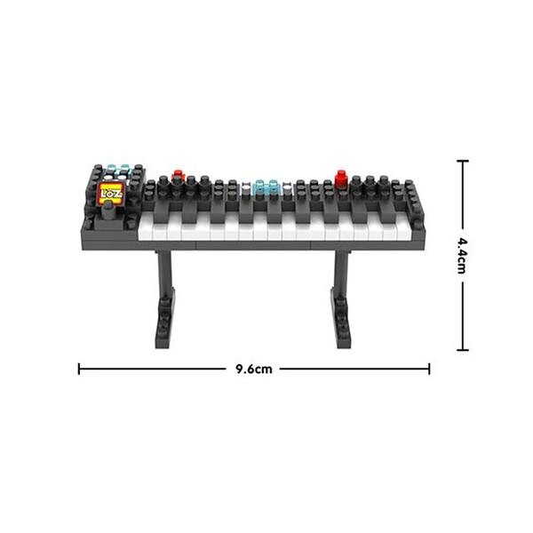 LOZ Keyboard Instrument