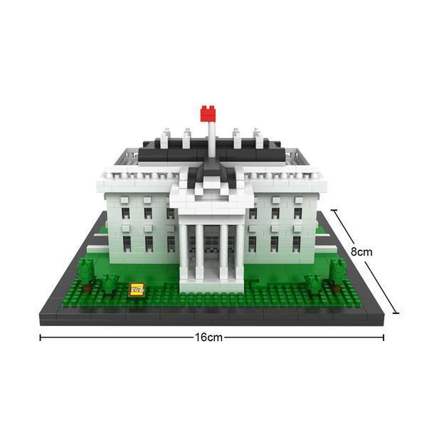 LOZ 9386 The White House