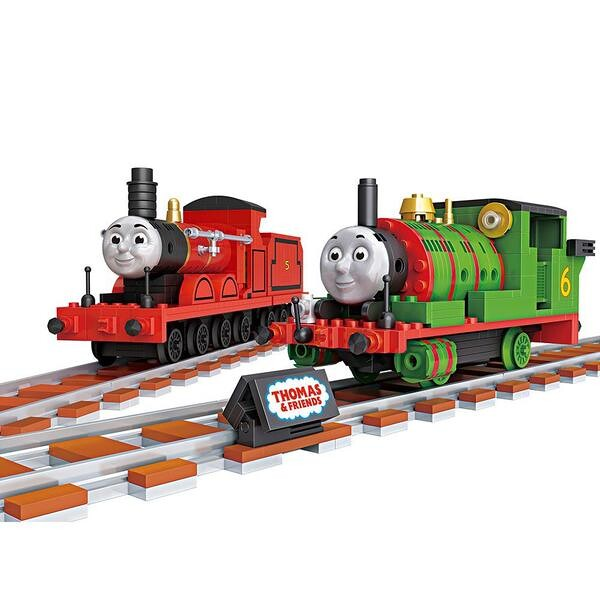 LOZ Thomas and Friends Percy and James