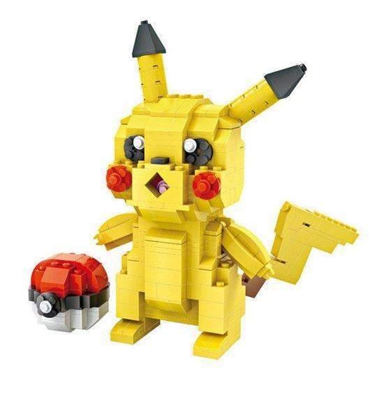 LOZ Pokémon Pikachu Large