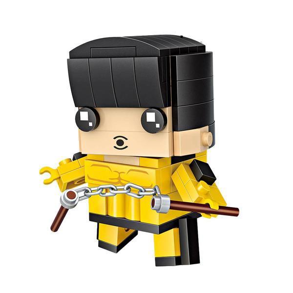 LOZ 1435 Bruce Lee