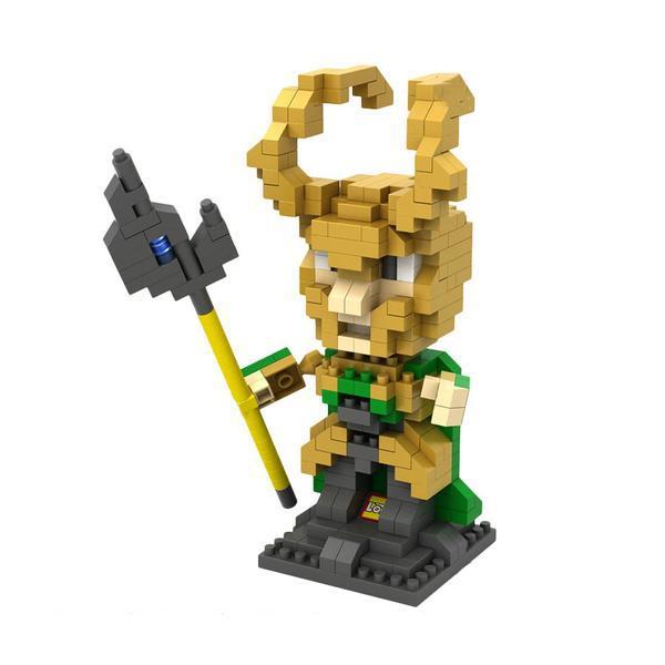 LOZ Superhero Loki