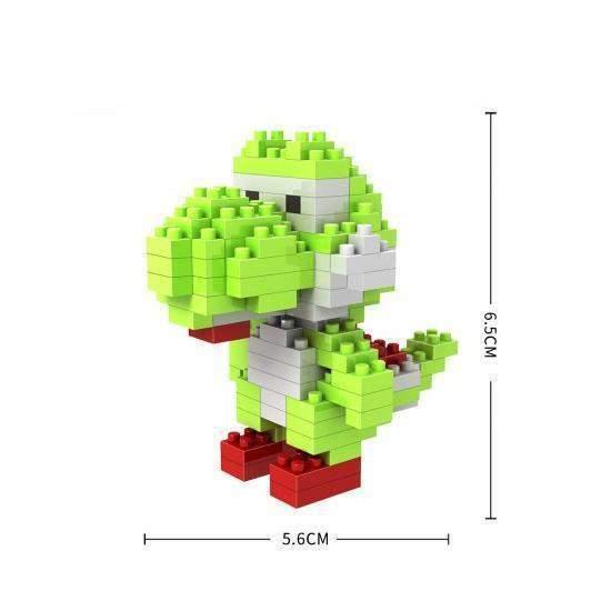 LOZ Super Mario Yoshi