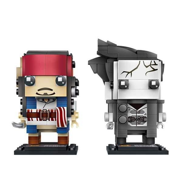 LOZ 1715 Captain Jack and Salazar