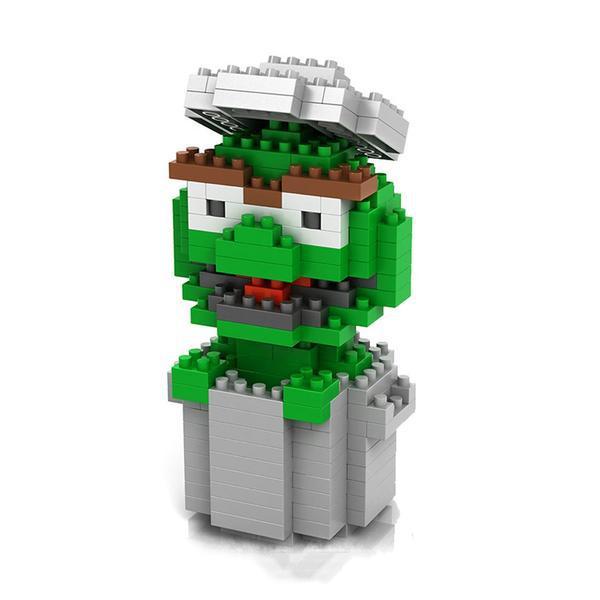 LOZ Sesame Street Oscar