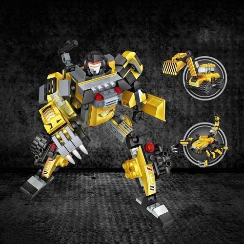 LOZ 1821 Transformers Scorpion