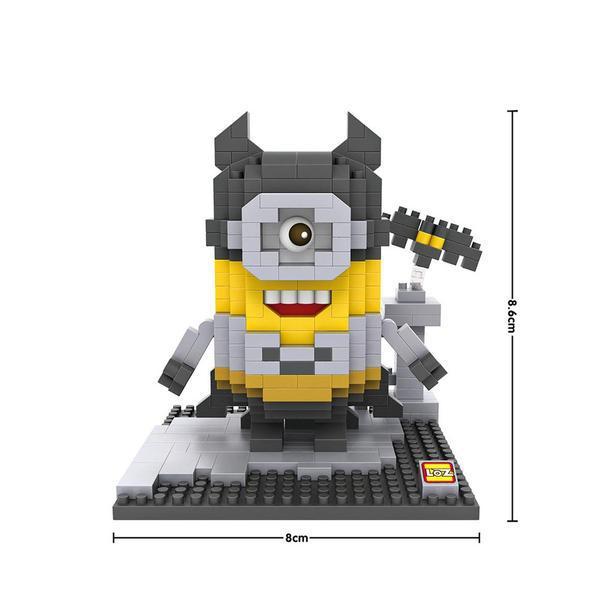 LOZ 9541 Despicable Me Batman