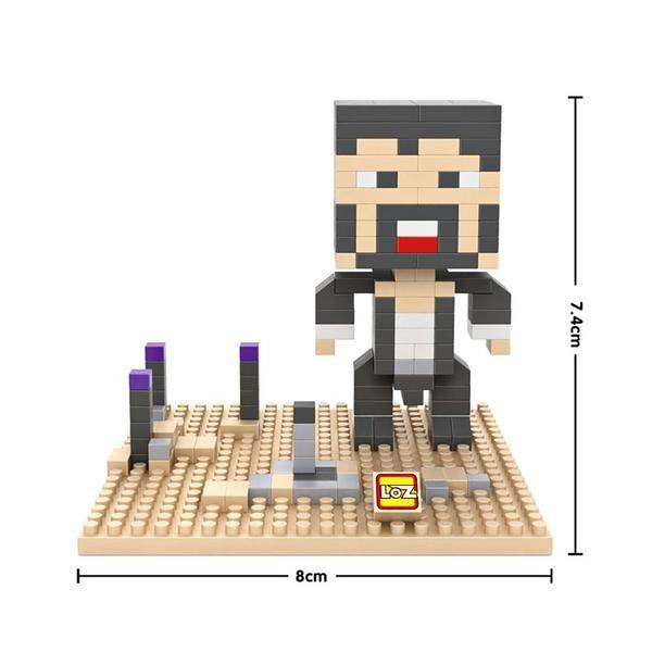 LOZ 9471 Minecraft Human