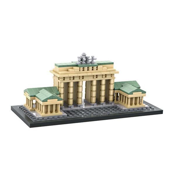 LOZ 1011 Brandenburg Gate