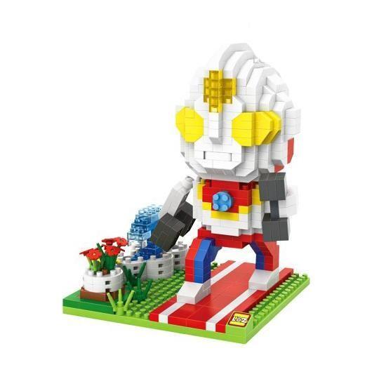 LOZ Ultraman Dyna Alien